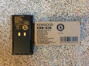 KENWOOD KNB-52N Ni-MH OEM Radio Battery Replaces KNB-16A, KNB-17A, KNB-21N