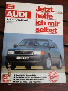 Reparaturanleitung <Audi 100/Avant Jetzt helfe ich mir selbst>