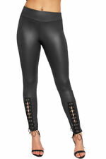 Polyester Leggings Shiny Pants for Women