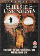 The Hillside Cannibals DVD Unrated Director's Cut