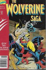 The Wolverine Saga No.2 / 1989 Book Two: The Animal Unleashed