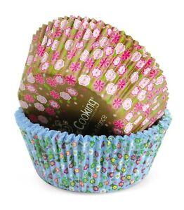Caissettes cupcake et muffin Liberty 36 pièces - Scrapcooking