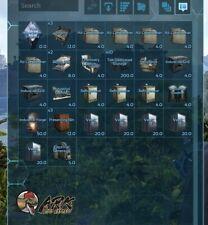 ark survival evolved pc pve Working Station Set Package base Buy 3 Get 1 Free