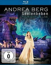 ANDREA BERG - SEELENBEBEN TOUR EDITION LIVE   BLU-RAY NEU