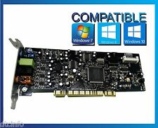 CREATIVE LABS SB0570 SOUND BLASTER AUDIGY 7.1 CHANNEL PCI LOW PROFILE
