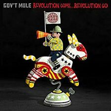 GOVT MULE Revolution Come Revolution Go CD BRAND NEW 2017