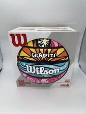 Wilson Graffiti Outdoor Volleyball Special Edition