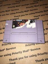 Darius Twin SNES Super Nintendo 1991