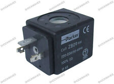 Parker ZB09 Replacement Solenoid Valve Bobbin Coil 230V for Coffee Machine Maker
