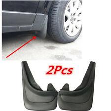 2Pcs ABS Plastic Car Mud Flaps Splash Guards Mudflaps Mudgurads Fender Universal