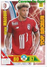 497 KEVIN MALCUIT LOSC LILLE TOP RECRUE CARTE CARD ADRENALYN LIGUE 1 2018 PANINI