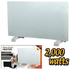 Unbranded White Panel Space Heaters