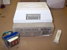 New Nutone Cd-115Wh Door Chime Fire Alarm