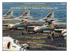 AOA decals 1/32 COMBAT SCOOTERS (4) USN/USMC A-4E A-4F Skyhawks in Vietnam War