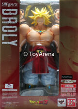 S.H. Figuarts Legendary Super Saiyan Broly Dragonball Z IN STOCK USA SELLER