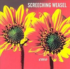 Emo by Screeching Weasel (CD, May-1999, Lookout)