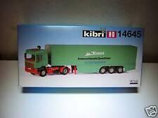camion DAF  14645 KIBRI pour train electrique HO 1/87