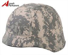 Tactical Military Outdoor Helmet Cover ACU Camo for M88 PASGT Kelver Swat Helmet