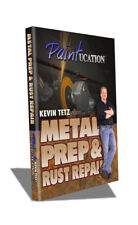 PAINTUCATION DVD METAL PREP/RUST REPAIR KEVIN TETZ NEW!