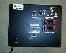 Polk PSW350 Powered Subwoofer Amplifier Plate Repair Service