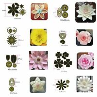 Lovely Paper Flowers Metal Cutting Die DIY 3D Craft Decoration Embossing Stencil