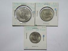 elf Singapore 1 Dollar 1967  Lion