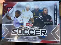 2021 Topps Major League Soccer Blaster Box - Factory Sealed MLS Cards - NEW