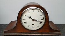 Vintage Oak Westminster or Whittington Chiming Mantle Clock