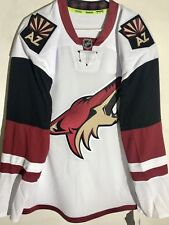 Reebok Authentic NHL Jersey Phoenix Coyotes Team White sz 56