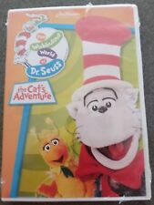 The Wubbulous World of Dr. Seuss - The Cats Adventures (DVD, 2013)