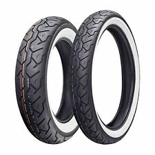 Maxxis M6011 Classic / Cafe Racer 140/90/15 70H Whitewall Rear Motorcycle Tyre