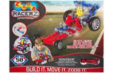 ZOOB Racerz - Dragster 58 Teile Brandneu Bau Spielzeug Gebaut It Bewege
