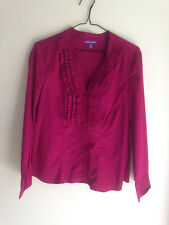 Suzannegrae Size 10 Button Down Shirt, Like New