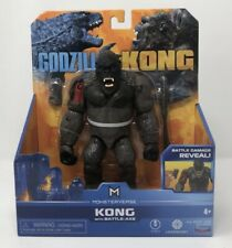 Toho Playmates Toys Godzilla vs Kong Movie Monsterverse KONG  with Battle Axe