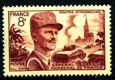 France 1953 Maréchal Leclerc Yvert n° 942 neuf ** MNH