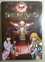 Sakura Wars: The Movie - Anime Movie DVD - Pioneer