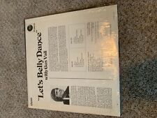 Lets Belly Dance with Gus Vali Record lp original vinyl exotic shrink