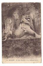 belfort , le lion --