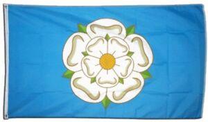 Fahne Flagge Großbritannien Yorkshire neu - 90 x 150 cm Hissflagge