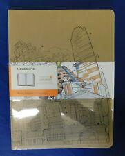 Moleskine Colouring Ruled Journals (Set of 2)