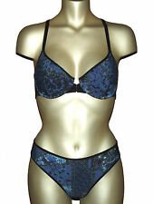 Marlies Dekkers UNDRESSED BH-Set Bügel-BH Gr. 75C 75 C + String  S NEU 120,- €