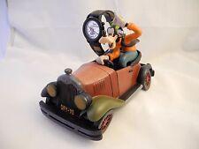 DISNEY FOSSIL MICKEY PAL GOOFY LTD EDITION WATCH CAR FIG NEW   REDUCED