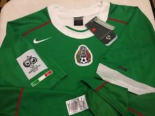 NIKE JERSEY NATIONAL TEAM MEXICO FIFA WORLD CUP GERMANY 2006 SIZE XL AMERICA USA