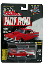 Racing Champions Hot Rod Magazine Issue #01 '57 Chevy  VHTF