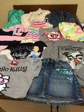Girls Size 5-6 Huge Clothing lot Disney Hello Kitty Ralph Lauren Jean Jacket