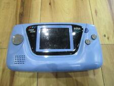 Sega Game Gear Console Blue Junk Untest for Parts Japan O142