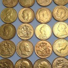 More details for gold half sovereign - best value bullion.