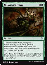 2x Nissas Niederlage (Nissa's Defeat) Hour of Devastation Magic