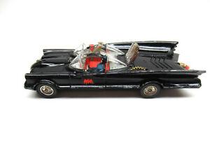 CORGI BATMAN BATMOBILE 267 FULLY WORKING MORE SCARCE CLEAR