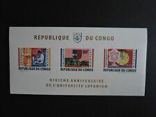 Congo Zaire n°531A  Bloc 13 neuf xx
